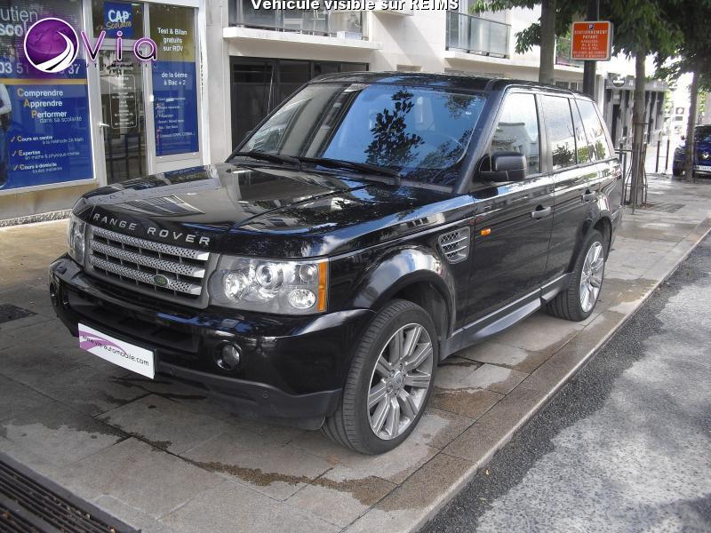 voiture land rover range rover sport hse 3 6 tdv8 occasion diesel 2008 149874 km 18490. Black Bedroom Furniture Sets. Home Design Ideas