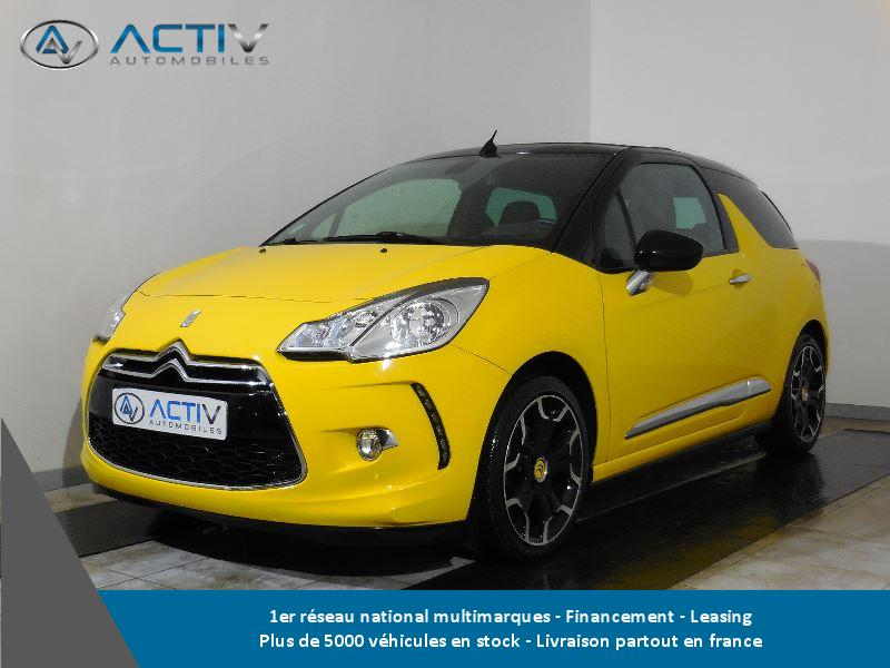 Voiture citro n ds3 occasion diesel 2013 87242 km for Voiture occasion meurthe et moselle garage