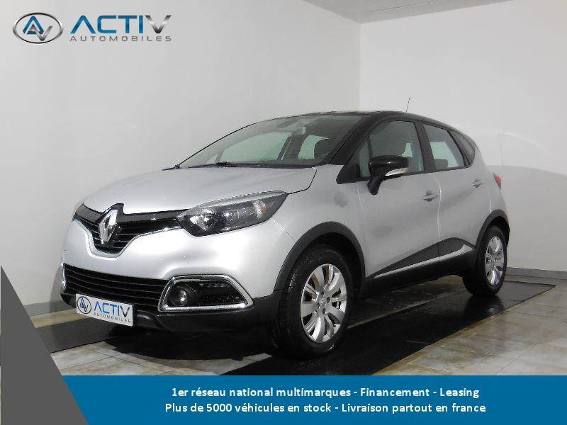 voiture renault captur occasion diesel 2015 33357 km. Black Bedroom Furniture Sets. Home Design Ideas