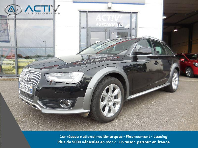 voiture audi a4 occasion diesel 2013 71246 km. Black Bedroom Furniture Sets. Home Design Ideas
