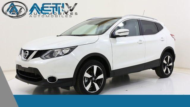 voiture nissan qashqai occasion diesel 2016 10 km. Black Bedroom Furniture Sets. Home Design Ideas