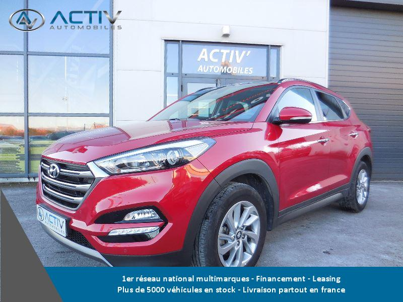 voiture hyundai tucson occasion diesel 2016 17285 km 23280 laxou meurthe et moselle. Black Bedroom Furniture Sets. Home Design Ideas