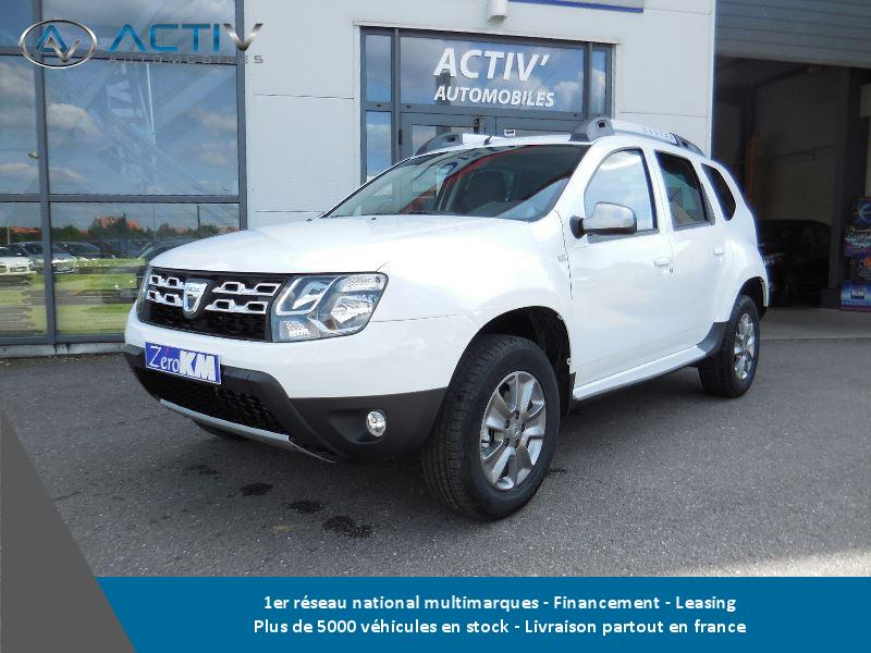 voiture dacia duster occasion diesel 2016 10 km