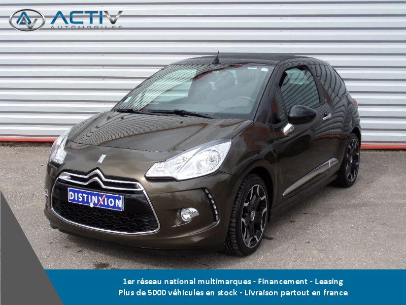 Voiture citro n ds3 occasion diesel 2013 67200 km for Voiture occasion meurthe et moselle garage