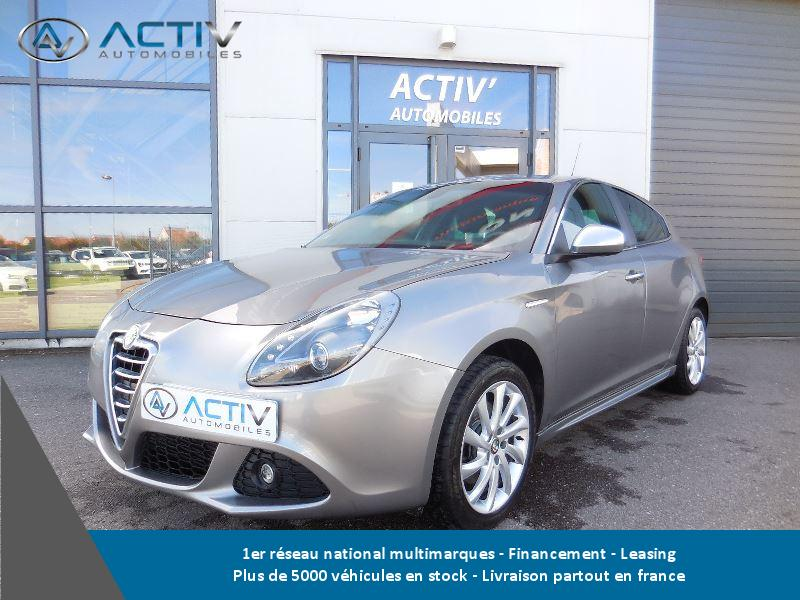 voiture alfa romeo giulietta occasion diesel 2012 87191 km 11280 laxou meurthe et. Black Bedroom Furniture Sets. Home Design Ideas