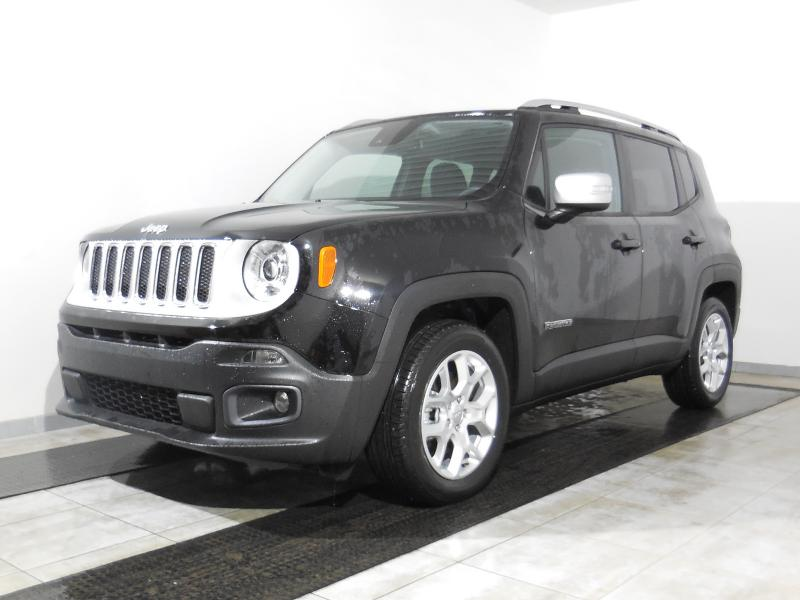 voiture jeep renegade 1 6 multijet s s 120ch limited occasion diesel 2015 11937 km 19480. Black Bedroom Furniture Sets. Home Design Ideas