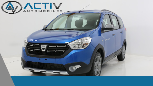 voiture dacia lodgy stepway 7 places 1 5 dci fap 110ch occasion diesel 2017 10 km 17470. Black Bedroom Furniture Sets. Home Design Ideas