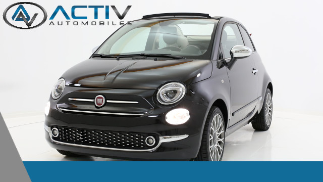 voiture fiat 500 lounge 1 2 69ch occasion essence 2017. Black Bedroom Furniture Sets. Home Design Ideas