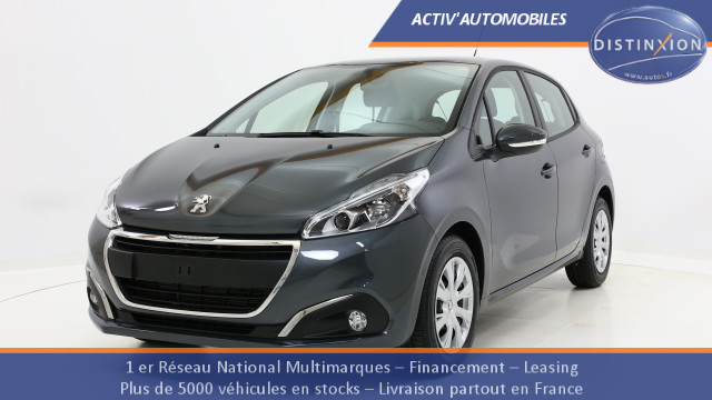 voiture peugeot 208 active 1 6 blue hdi 75ch occasion diesel 2017 10 km 14340 laxou. Black Bedroom Furniture Sets. Home Design Ideas