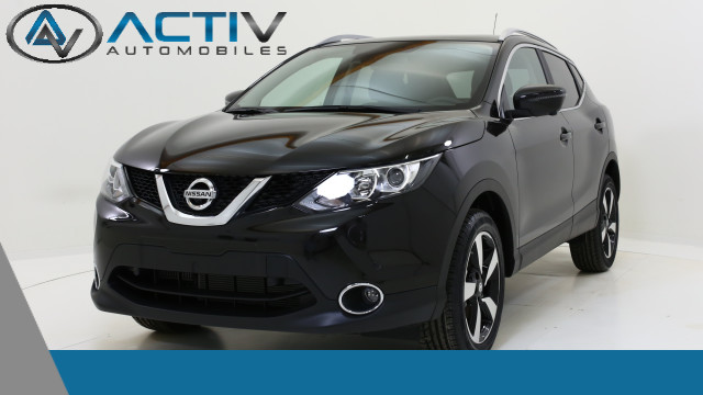 voiture nissan qashqai n connecta 1 2 dig t 115ch occasion essence 2017 10 km 21970. Black Bedroom Furniture Sets. Home Design Ideas