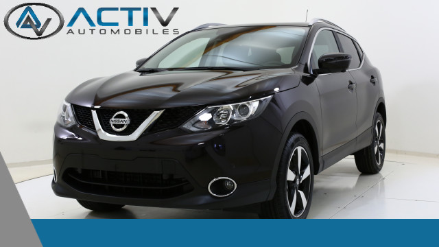 voiture nissan qashqai n connecta 1 6 dig t 163ch occasion. Black Bedroom Furniture Sets. Home Design Ideas