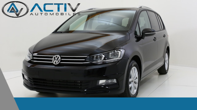 voiture volkswagen touran confortline 7 places 2 0 tdi dpf occasion diesel 2017 10 km. Black Bedroom Furniture Sets. Home Design Ideas