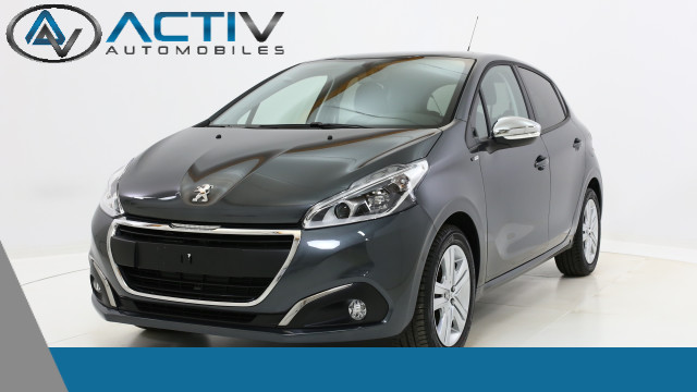 voiture peugeot 208 active 1 2 puretech 82ch occasion essence 2017 10 km 13970 laxou. Black Bedroom Furniture Sets. Home Design Ideas