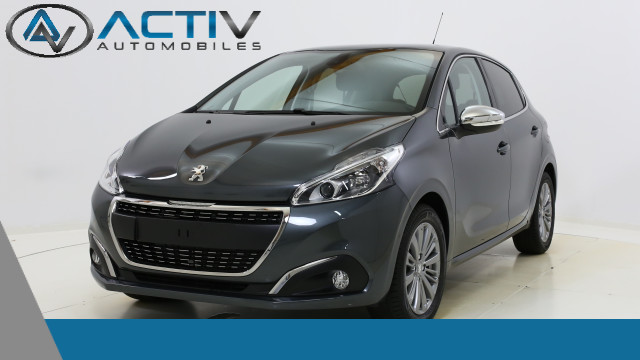 voiture peugeot 208 allure 1 2 puretech 82ch occasion essence 2017 10 km 15610 laxou. Black Bedroom Furniture Sets. Home Design Ideas