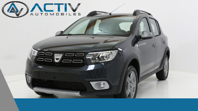 voiture dacia sandero stepway 0 9 tce 90ch occasion essence 2017 10 km 13610 laxou. Black Bedroom Furniture Sets. Home Design Ideas