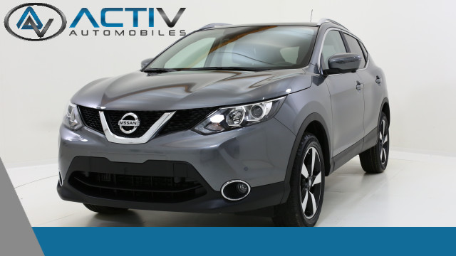 voiture nissan qashqai n connecta 1 6 dig t 163ch occasion essence 2017 10 km 23370. Black Bedroom Furniture Sets. Home Design Ideas