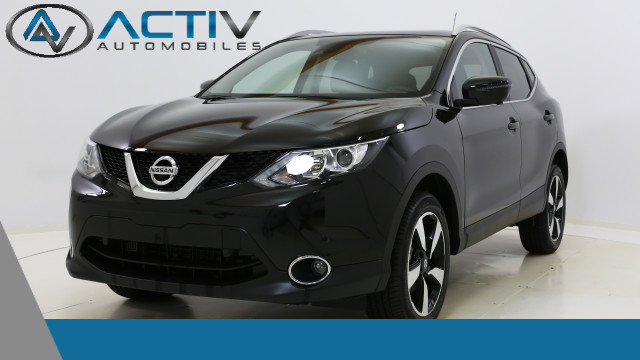 voiture nissan qashqai n connecta 1 6 dci fap 130ch occasion diesel 2017 10 km 24840. Black Bedroom Furniture Sets. Home Design Ideas