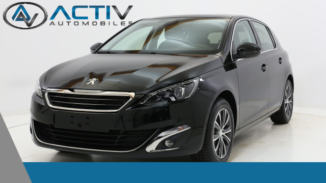voiture peugeot 308 allure 1 2 puretech s s 130ch occasion essence 2017 10 km 20340. Black Bedroom Furniture Sets. Home Design Ideas