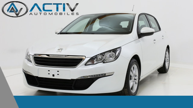 voiture peugeot 308 active 1 2 puretech s s 110ch occasion essence 2017 10 km 18410. Black Bedroom Furniture Sets. Home Design Ideas