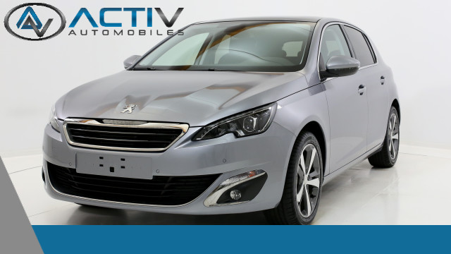 voiture peugeot 308 allure 1 6 blue hdi start stop 120ch occasion diesel 2017 10 km. Black Bedroom Furniture Sets. Home Design Ideas