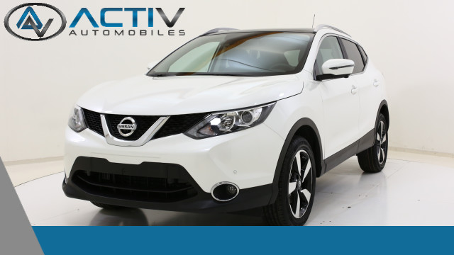 voiture nissan qashqai n connecta 1 6 dig t 163ch occasion essence 2017 10 km 23570. Black Bedroom Furniture Sets. Home Design Ideas
