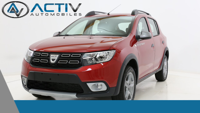 voiture dacia sandero stepway 0 9 tce 90ch occasion. Black Bedroom Furniture Sets. Home Design Ideas
