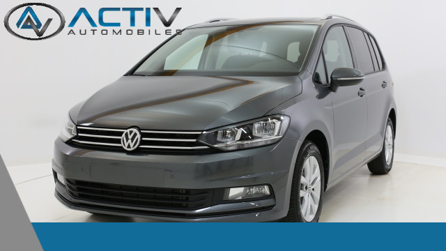 voiture volkswagen touran confortline 7 places 2 0 tdi occasion diesel 2017 10 km 29310. Black Bedroom Furniture Sets. Home Design Ideas