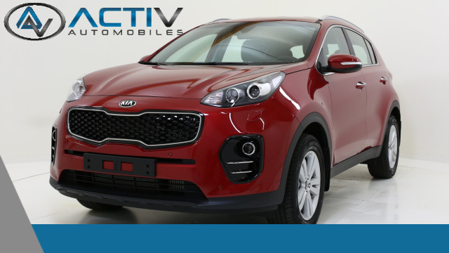 voiture kia sportage active 1 7 crdi 115ch occasion diesel 2017 10 km 24470 laxou. Black Bedroom Furniture Sets. Home Design Ideas