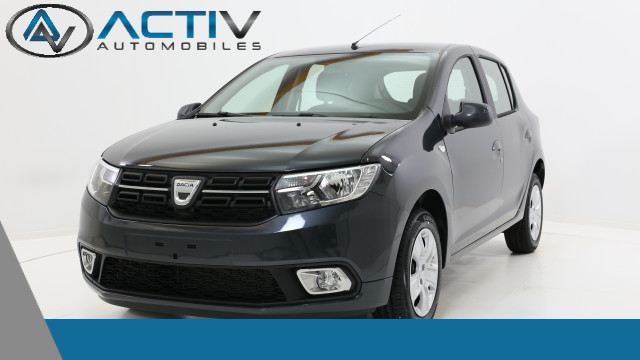 voiture dacia sandero laureate 1 2 16v 75ch occasion. Black Bedroom Furniture Sets. Home Design Ideas