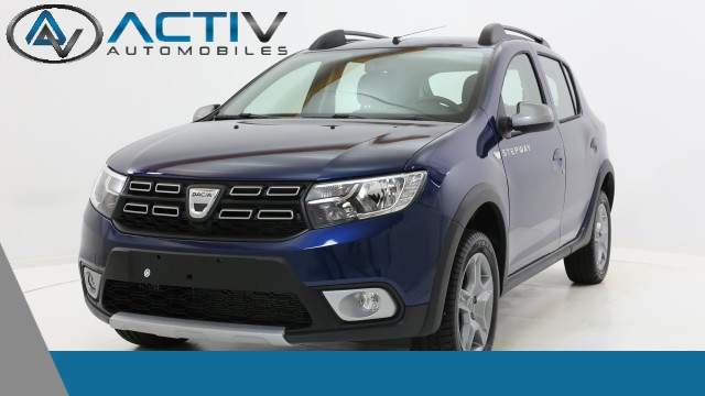 voiture dacia sandero stepway 0 9 tce 90ch occasion essence 2017 10 km 13470 laxou. Black Bedroom Furniture Sets. Home Design Ideas