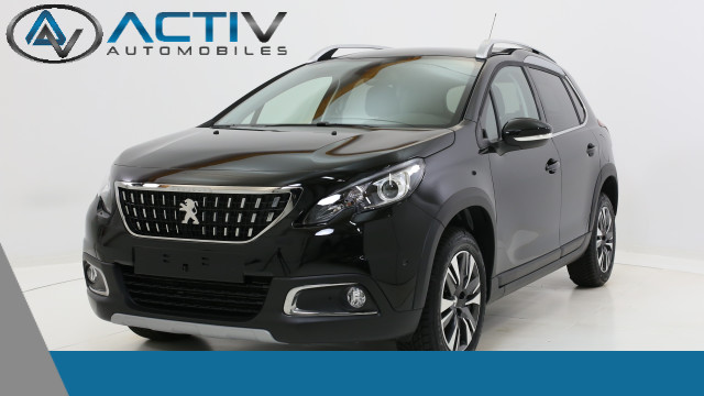 voiture peugeot 2008 allure 1 2 puretech s s 110c occasion essence 2017 10 km 20440. Black Bedroom Furniture Sets. Home Design Ideas