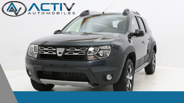 voiture dacia duster explorer 1 2 tce 125ch occasion. Black Bedroom Furniture Sets. Home Design Ideas