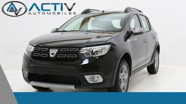 voiture dacia sandero stepway 0 9 tce 90ch occasion essence 2017 10 km 13170 laxou. Black Bedroom Furniture Sets. Home Design Ideas