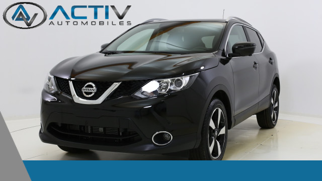 voiture nissan qashqai n connecta 1 2 dig t 115ch occasion essence 2017 10 km 22370. Black Bedroom Furniture Sets. Home Design Ideas