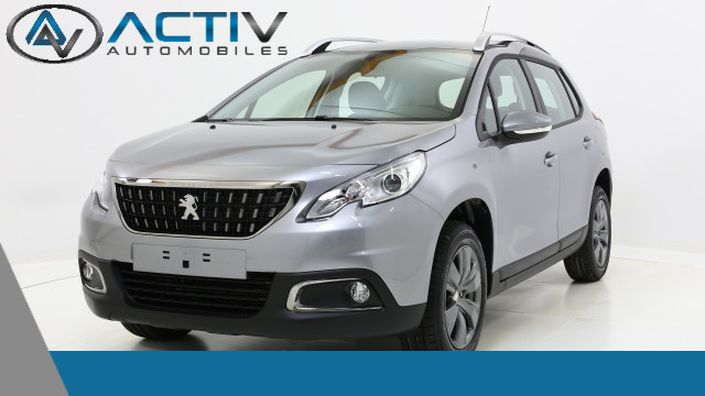 voiture peugeot 2008 active 1 2 puretech s s 110c occasion essence 2017 10 km 17970. Black Bedroom Furniture Sets. Home Design Ideas