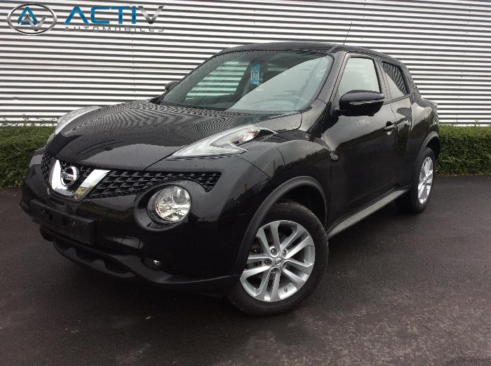 voiture nissan juke occasion diesel 2016 17719 km. Black Bedroom Furniture Sets. Home Design Ideas