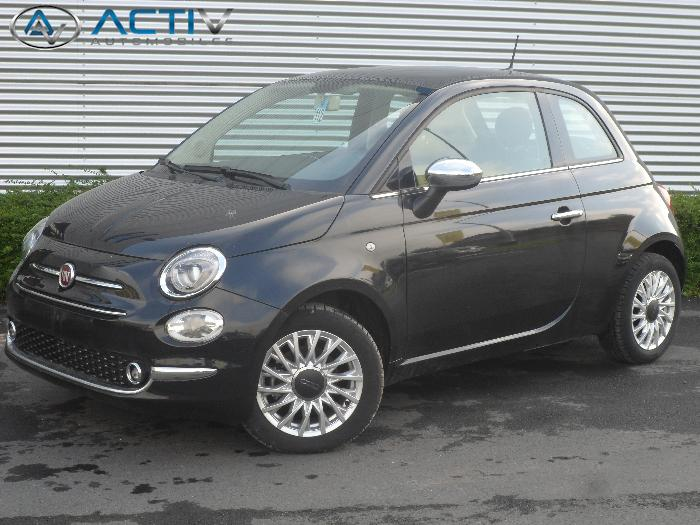 Voiture fiat 500 occasion essence 2015 3940 km for Voiture occasion meurthe et moselle garage