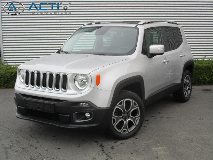 voiture jeep renegade occasion diesel 2015 15910 km 24760 laxou meurthe et moselle. Black Bedroom Furniture Sets. Home Design Ideas
