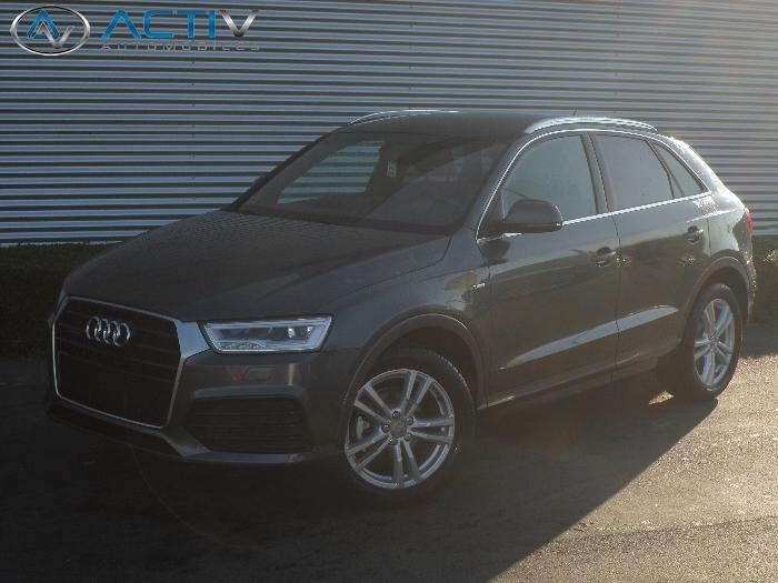 voiture audi q3 occasion diesel 2016 10 km 37240 laxou meurthe et moselle 992735361935. Black Bedroom Furniture Sets. Home Design Ideas