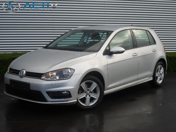 voiture volkswagen golf 7 1 6 tdi 110 r line occasion diesel 2016 29269 km 20440. Black Bedroom Furniture Sets. Home Design Ideas