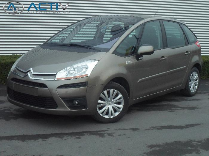 Voiture citro n c4 picasso occasion diesel 2010 for Voiture occasion meurthe et moselle garage