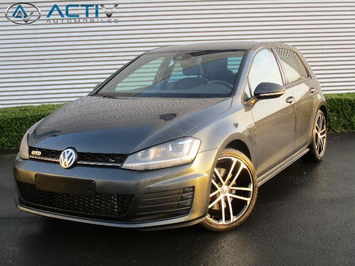 voiture volkswagen golf 7 2 0 tdi 184 gtd occasion diesel 2016 26214 km 26194 laxou. Black Bedroom Furniture Sets. Home Design Ideas