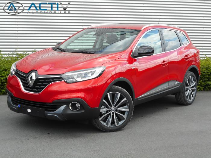 voiture renault kadjar 1 2 tce 130 bose edition occasion essence 2017 0 km 22540. Black Bedroom Furniture Sets. Home Design Ideas