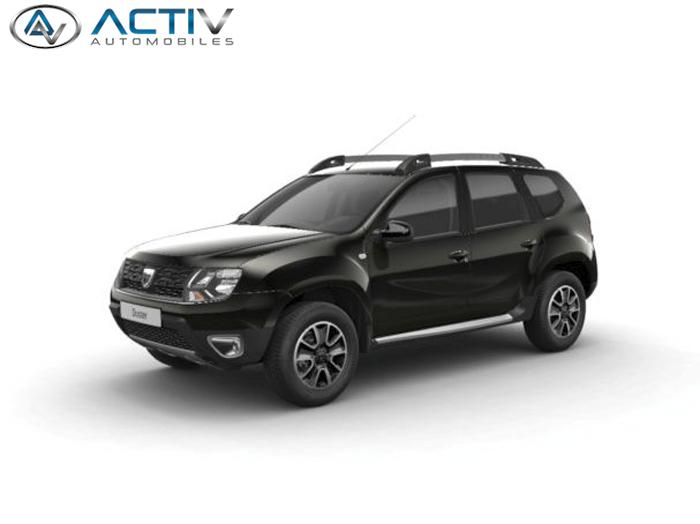 voiture dacia duster phase 2 1 5 dci 110 black shadow. Black Bedroom Furniture Sets. Home Design Ideas