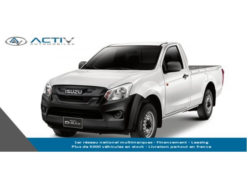 voiture isuzu d max 1 9 4x4 single cab satellite clim my17. Black Bedroom Furniture Sets. Home Design Ideas