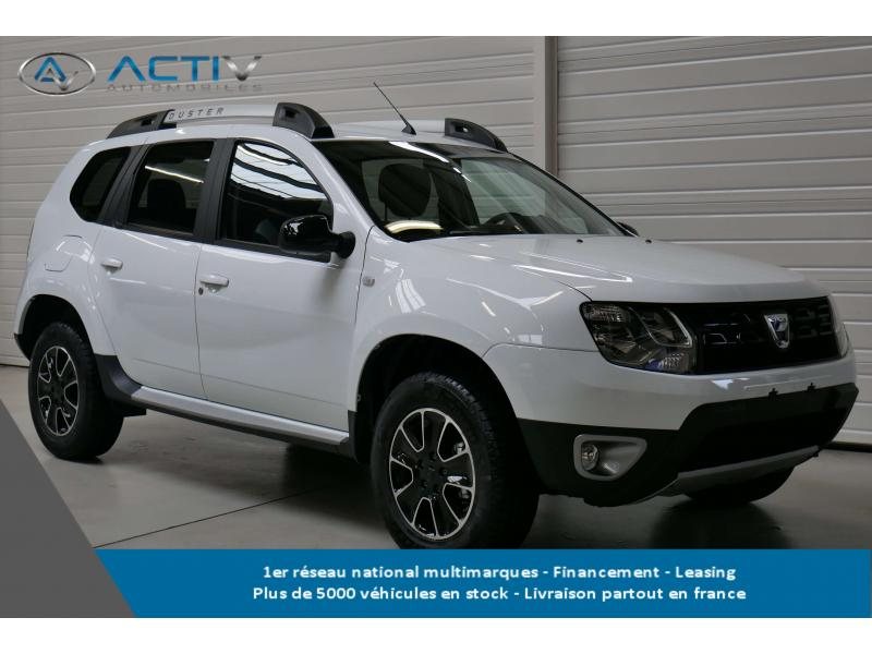 voiture dacia duster dci 110 4x2 black touch 2017 occasion diesel 2017 10 km 17495. Black Bedroom Furniture Sets. Home Design Ideas