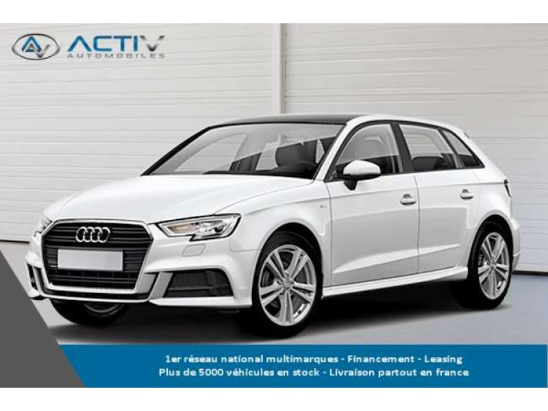 voiture audi a3 1 4 tfsi cod 150 s tronic 7 s li occasion essence 2017 10 km 31995. Black Bedroom Furniture Sets. Home Design Ideas