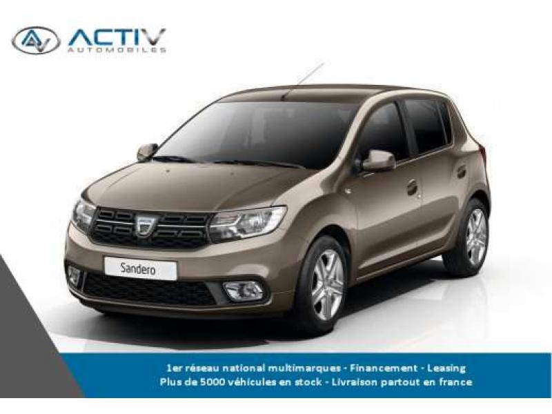 dacia sandero essence occasion occasion dacia sandero 1 4 mpi 72 gpl ambiance bleu. Black Bedroom Furniture Sets. Home Design Ideas