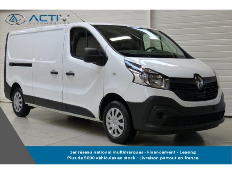 voiture renault trafic l2h1 1200 kg dci 125 energy occasion diesel 2017 10 km 23394. Black Bedroom Furniture Sets. Home Design Ideas