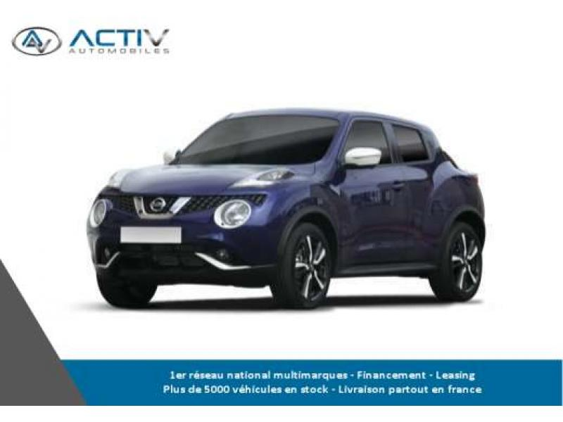 voiture nissan juke dig t 115 start stop system n con occasion essence 2017 10 km. Black Bedroom Furniture Sets. Home Design Ideas